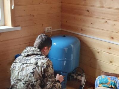 Водоснабжение, водопровод